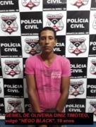 POLÍCIA CIVIL PRENDE MEMBROS DE FACÇÃO QUE EXECUTARAM JOVEM E FILMARAM EM MIRANTE DA SERRA