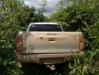 Camionete roubada em Monte Negro é recuperada em cafezal no Garimpo Bom Futuro