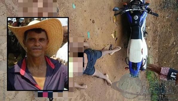 HOMEM É ENCONTRADO MORTO APÓS CAIR DE MOTOCICLETA NA LINHA MA-15, NO DISTRITO DE 5º BEC