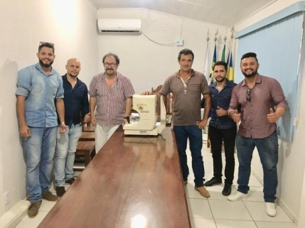 Vereadores Marcão e Joel Venute viabilizam atendimento oftalmológico gratuito á Monte Negro, em RO
