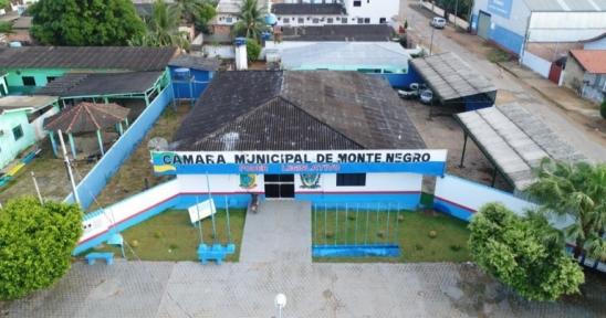 Câmara de Vereadores de Monte Negro aprova