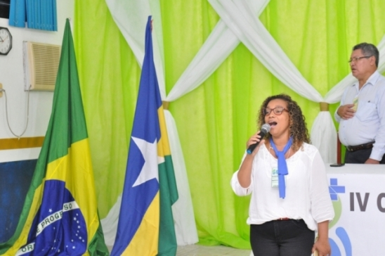 8ª Conferência Municipal de Saúde é realiza em Monte Negro, RO
