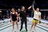 Ketlen Vieira cobra campeã Amanda Nunes por luta: