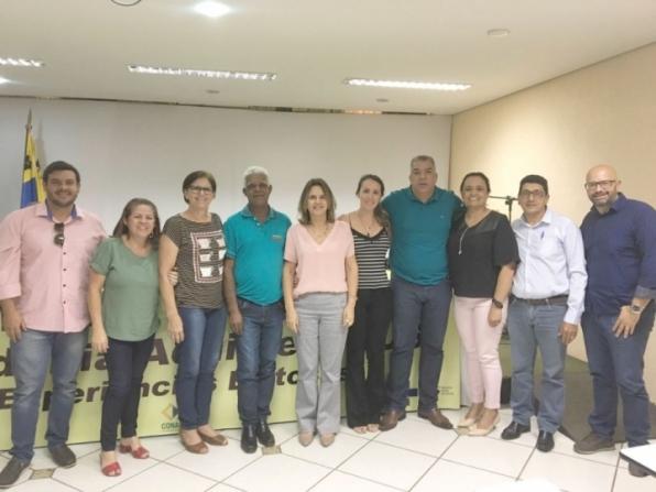 Edimara da Silva faz parte de nova diretoria do