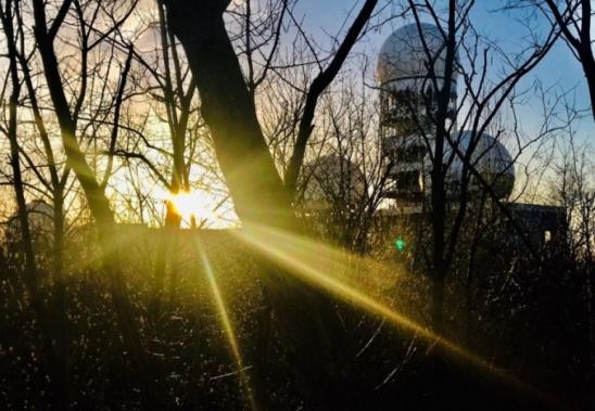 Montanha de escombros da 2ª Guerra Mundial é ponto turístico em Berlim
