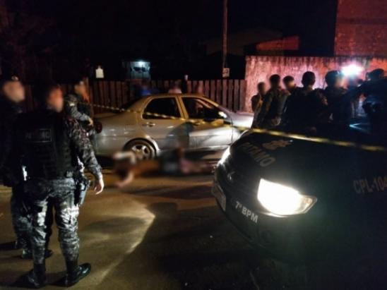 Pedreiro é atingido por quatro tiros ao fugir em tentativa de homicídio em Ariquemes, RO