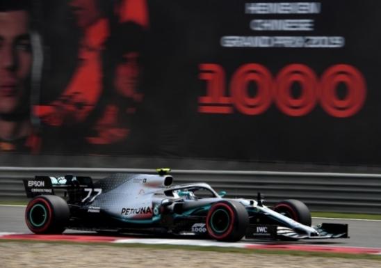 Mercedes, Ferrari e RBR nas três primeiras filas do grid na China. Pilotos dizem tudo ser possível