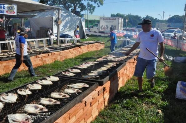 Expovale pode virar recorde brasileiro por maior churrasco de tambaqui em Ariquemes, RO