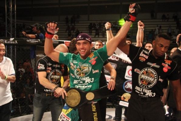 Ex-lutador do UFC morre após discutir e ser atropelado por motorista de aplicativo em Belém