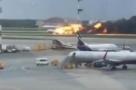 Aterrissagem de avião em chamas deixa mortos em Moscou