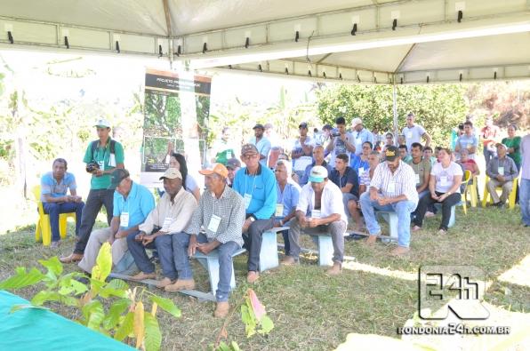 Dia de Campo com técnicas de cultivo de