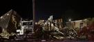 Tornado provoca estragos em Oklahoma, nos EUA