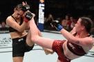 Ariane Lipski perde para McCann, e Jairzinho aplica nocaute em 9s no UFC Greenville