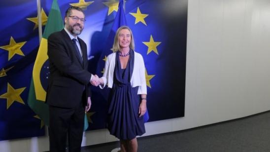 Mercosul e UE fecham acordo histórico