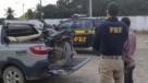 PRF apreende moto adulterada em Alto Paraíso