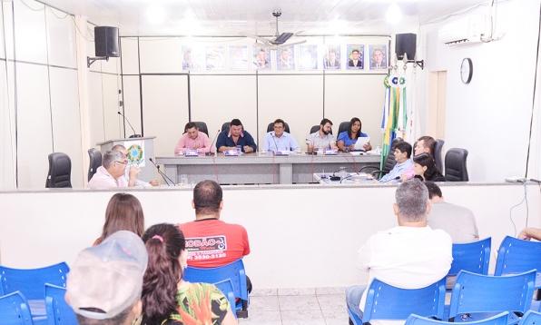 Vereadores aprovam contas do prefeito de Monte Negro, RO