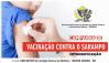 Campanha de Vacinação contra o Sarampo em Monte Negro, RO