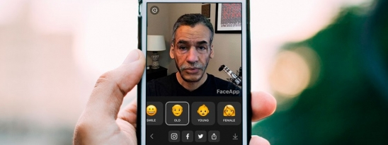 Google e Apple tomam multa milionária no Brasil por causa do FaceApp