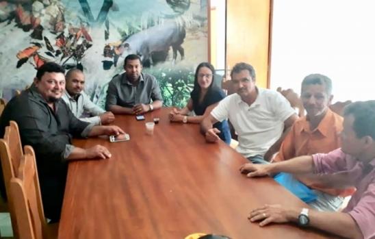 Presidente da Câmara Marcão consegue acordo para recuperação do Assentamento Amir Lando, RO