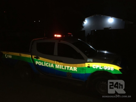 Adolescente é apreendido após ofender policiais militares de Monte Negro, RO