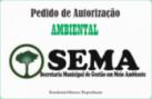 Pedido de Renovação de Autorização Ambiental à SEMA, em Monte Negro