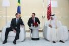 Brasil e Catar assinam acordo de isenção de visto