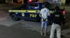 PRF prende dois foragidos em Rondônia