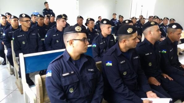 7º BPM recebe reforço de novos policiais militares