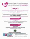 Agendamento para mamografia na