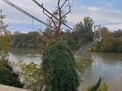 Ponte desaba no sudoeste da França e uma pessoa morre