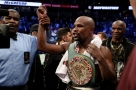 Floyd Mayweather quer nova luta de boxe contra adversário do UFC em 2020
