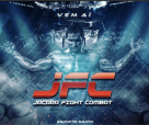 Com 15 lutas, Jacara Fight Combat é confirmado para o ínicio de fevereiro, na Serra