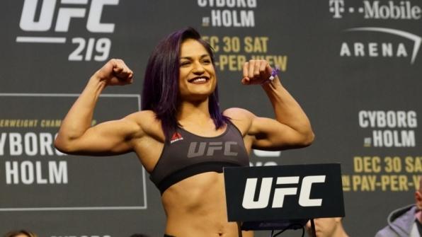Cynthia Calvillo, sobre luta contra Marina Rodriguez: