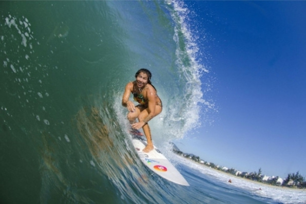 Silvana Lima vai representar Brasil na estréia do surfe em Tóquio 2020