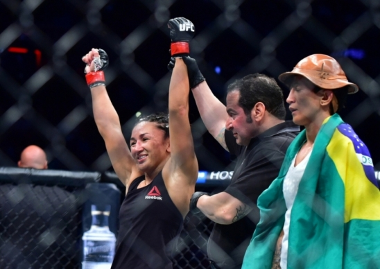 Virna Jandiroba diz que perder na estreia no UFC