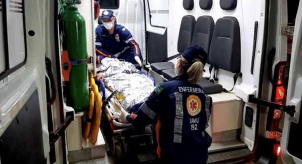 FACADA:Homem aceita ir dormir na casa da namorada e quase é morto