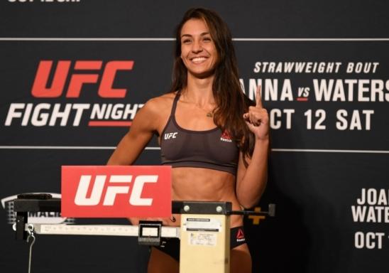 Paige VanZant sofre lesão, e Randa Markos enfrenta Amanda Ribas no UFC Brasília