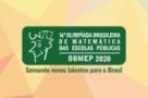 Abertas as inscrições para 16ª Olimpíada Brasileira de Matemática de Escolas Públicas