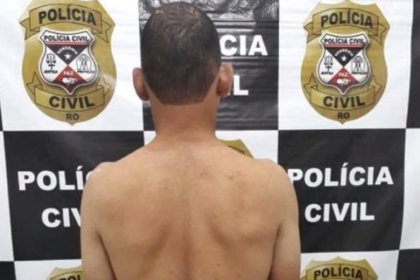 ARIQUEMES – Polícia Civil prende acusado de assassinar a tiros usuário de droga