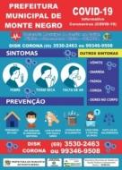 Gripe: Secretaria de saúde abre atendimento especifico para população de Monte Negro, em RO