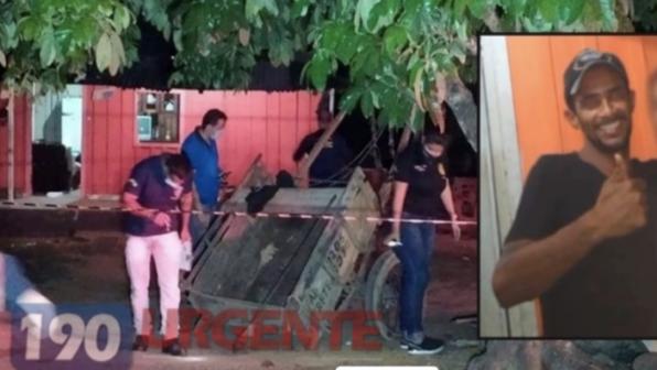 JARU – Homem é assassinado a tiros no Bairro Jardim dos Estados