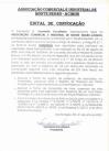 Monte Negro: Edital de Convocação de Assembleia Geral da ACIMON