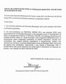 Hildon Chaves, do PSDB, e Cristiane Lopes, do PP, vão disputar o 2º turno em Porto Velho
