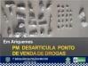 ARIQUEMES - PM desarticula ponto de venda de drogas