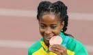 Vitória Rosa quer disputar três provas nos Jogos de Tóquio