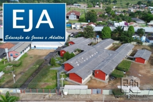 Abertas as matricula e rematrícula escolar para o EJA na Escola Mato Grosso, em Monte Negro