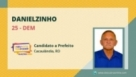 Danielzinho, do DEM, é eleito prefeito de Cacaulândia