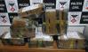 PRF, PCRO e PMRO apreendem mais de 155 kg de maconha em Cacoal e Presidente Medici/RO