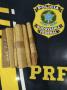 Em Ji-Paraná/RO, PRF apreende aproximadamente 4.5 kg de drogas
