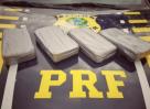 Guajará-Mirim: PRF retira de circulação mais de 5 kg de cocaína e 2 kg de maconha